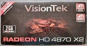 New ATI Radeon HD 4870 X2 Video Card