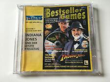 Indiana Jones 3 Der letzte Kreuzzug / Last Crusade PC Bestseller Games Deutsch