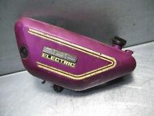 Yamaha CS3 200 1972 72 Engine Oil Tank Reservoir Vintage OEM Factory Purple