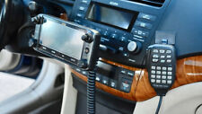 Car CD Mount With Mic Holder For Icom ID-5100 IC-2730