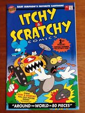 Itchy & Scratchy Comics #1 1999 The Simpsons