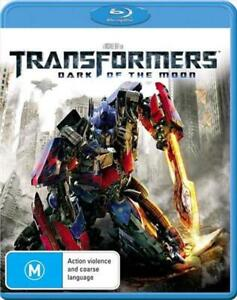 Transformers - Dark Of The Moon Blu-ray