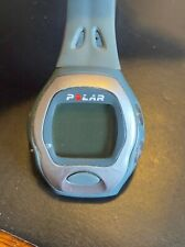 Gray Polar Heart Rate Monitor, OY CE 0537, Multi Function, No Strap