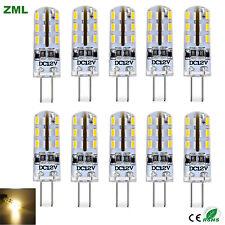 G4 LED 3W Warm White Capsule Corn Light Replace Crystal Halogen Lamp Bulbs 12V