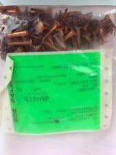 100 Solid Copper 3/16� D Round Head Rivets Sca Armor Larp Steampunk