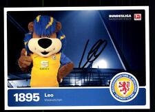 Leo Autogrammkarte Eintracht Braunschweig 2013-14 + A 109042