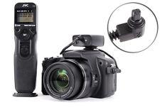 Funk Timer Fernauslöser passend zu Canon EOS Anschluss