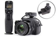 Timer Radio Trigger Remoto Adatto A Canon EOS 7d, 50d, 30d, 5d, 20d, 10d, 5d...