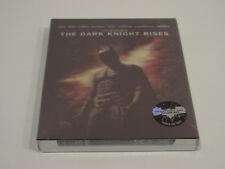 NovaMedia: The Dark Knight Rises Bluray Lenticular Steelbook New..