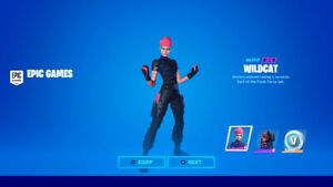 🎄NEW Fortnite Wildcat Bundle Code ALL Platforms Worldwide Quick Delivery 🎄