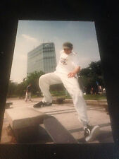 LARRY CLARK ORIGINAL PHOTO 1/1 PHOTOGRAPH SKATEBOARDER 1992-2010 URBAN SUPREME