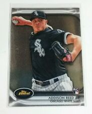 2012 Topps Finest Addison Reed ROOKIE # 86 White Sox Mint RC