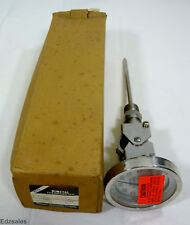 "Premium Instruments PICO Bimetal Thermometer 3750R 1/2"" NPT"
