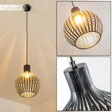 Lampe à suspension Métal Plafonnier Lampe de salon Lampe pendante Vintage 168221