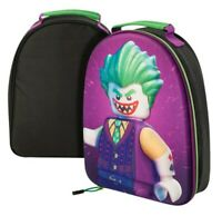 Batman Lego Movie Joker 3D Boys Kids Lunch Bag