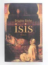 Brigitte Riebe Isis Historischer Roman Knaur Verlag