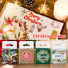 frohe weihnachten - aufkleber - etikett handy - dekor grußkarte abziehbilder