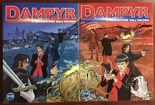 "Dampyr 209 - Cover A + Cover B ""NUOVI"" Rari - EDICOLA - Dylan Dog"