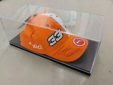 Max Verstappen Signed Cap