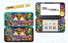 SKIN STICKER AUTOCOLLANT - NINTENDO NEW 2DS XL - REF 174 ZELDA