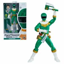 Power Rangers Lightning Collection Zeo Green Ranger CASE FRESH condition