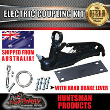 Electric Brake Trailer Coupling Kit. 3500 Kg. Caravan Camper. 50mm Ball Hitch