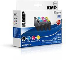 Epson KMP E141V Patronne ersetzt 16XL T1636, Multipack,schwarz/cyan/magenta/gelb