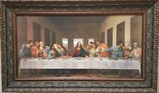 The Last Supper, Framed Art, 25x42