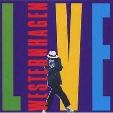 WESTERNHAGEN - LIVE 2 CD NEU