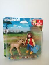 Playmobil 5820 - Vet with horse (OVP)