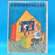 Eulenspiegel 23/1986 | DDR-Wochenzeitung für Satire und Humor | Geburtstag A