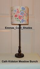 New Handmade Lampshade Cath Kidston Meadow Bunch Fabric 20cm Drum Floral