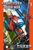 Ultimate Spider-Man Volume 1 Power & Responsibility GN Bendis Bagley OOP New NM
