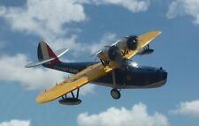 Douglas Dolphin American Amphibious Flying Boat Aircraft Wood Model Regular New