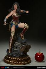 Batman v Superman Premium Format Figure Wonder Woman Sideshow 300400