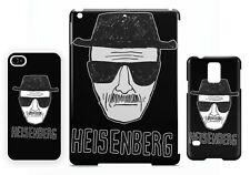 Heisenberg Black Breaking Bad phone cover / tablet cover
