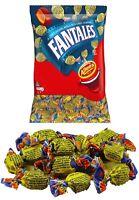 Allens Fantales 1kg Chocolate Caramel Party Favours Candy Buffet Bulk Lollies