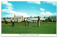 Willingboro Country Club, Willingboro, NJ Postcard