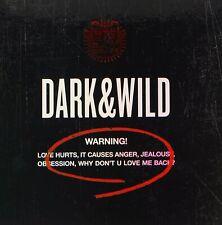 BTS - VOL.1 DARK and WILD - KPOP BRAND NEW SEALED ALBUM   AU TRACKING