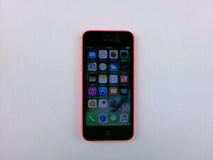 Apple iPhone 5c (A1456) 8GB - Pink (Unlocked) Smartphone Clean IMEI K3048