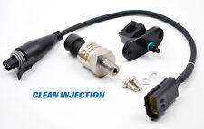4 Bar Map Sensor Fits Subaru WRX STI Forester impreza XT Adapter Connector turbo