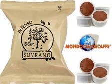 1000 cialde capsule caffè SOVRANO INTENSO compatibili lavazza espresso point
