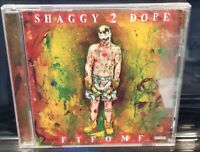Shaggy 2 Dope - F.T.F.O.M.F. CD insane clown posse icp psychopathic records solo