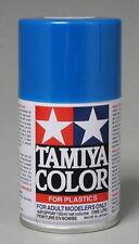Tamiya TS-54 LIGHT METALLIC BLUE Spray Paint Can  3.35 oz. (100ml) 85054