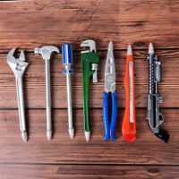 New Wrench Tool Ballpoint Pen Novelty School Office Gift Kid Toy Cute Stationery