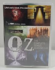 HBO Oz The Complete Series Seasons 1-6 1 2 3 4 5 6 DVD
