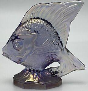 Candle Fish Theme Thick Glass Purple 1200B 715