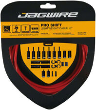 Jagwire Pro Shift Cable Kit Road/Mountain SRAM/Shimano, Red