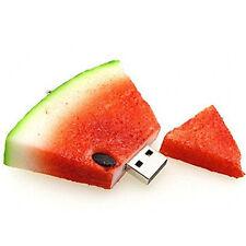 8GB watermelon Fruit Memory Stick Pen Thumb Flash Drive Storage U Disk USB 2.0