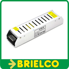 FUENTE ALIMENTACION INDUSTRIAL 12VDC 10A CONEXION BORNES 188X46X35MM BD11730